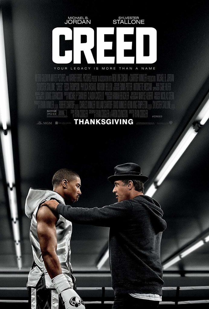 Creed: Nascido Para Lutar - O Ultimato 1