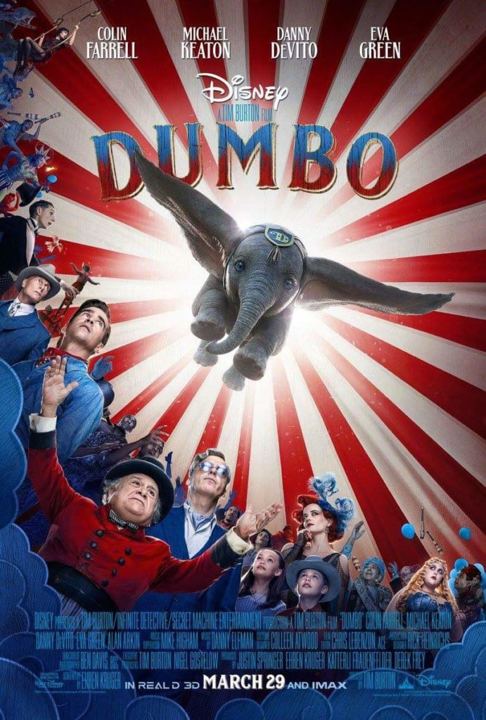 Cinemark anuncia pré-venda de Dumbo 2