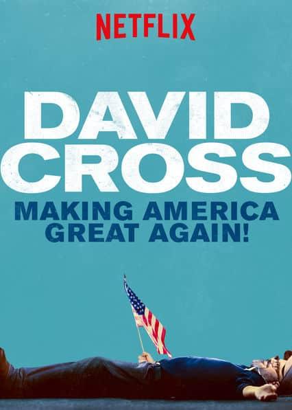 David Cross: Making America Great Again (Netflix) - Dicas de Streaming 1