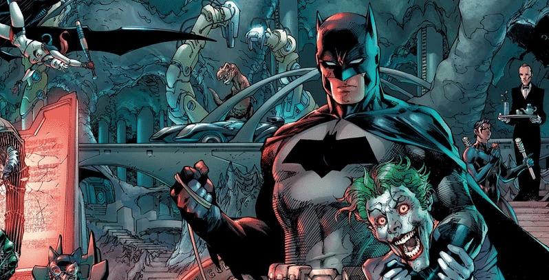 DC Lança Trailer Especial para Detective Comics #1000