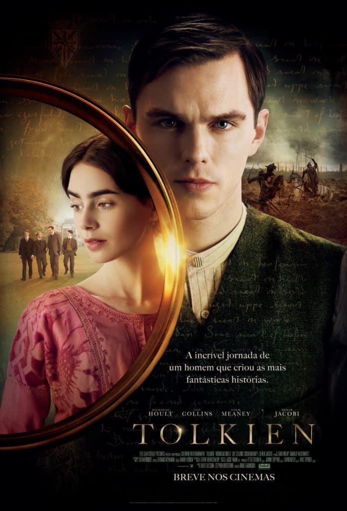 Tolkien, cinebiografia do autor de O Senhor dos Anéis, ganha primeiro poster e trailer oficial legendado 2