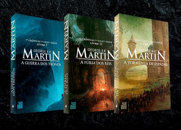 George R. R. Martin passa a ser publicado no Brasil por selo do Grupo Companhia das Letras