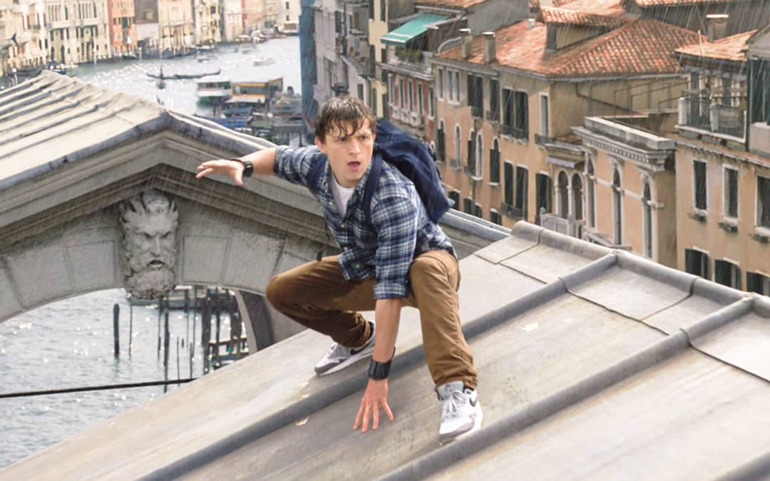 Sony divulga novo pôster de Homem-Aranha: Longe De Casa