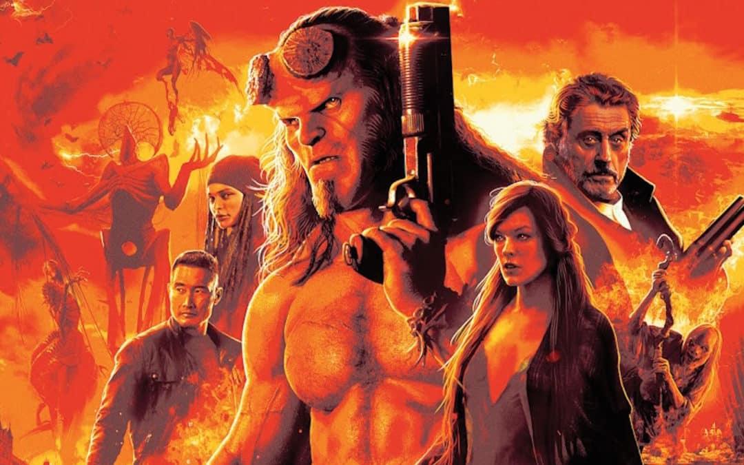 Imagem Filmes divulga o novo trailer nacional de Hellboy!