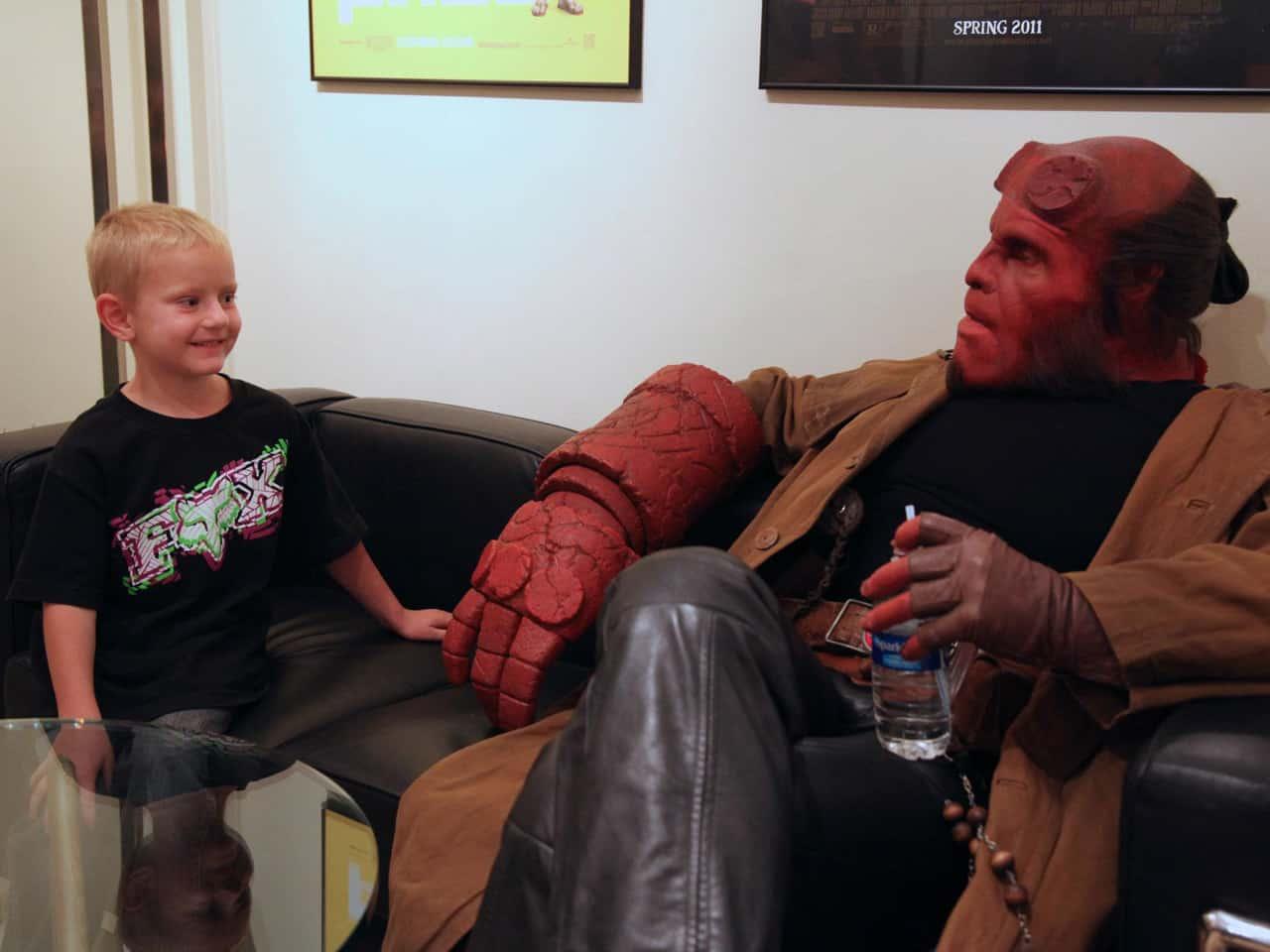 Hellboy day! 25 Anos de Hellboy!!! 8