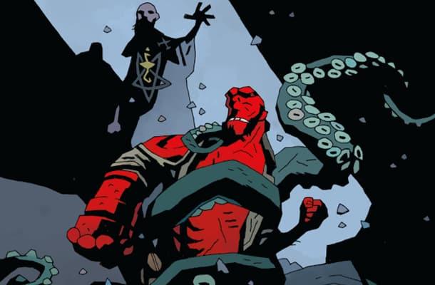 Novos Detalhes do Omnibus do Hellboy são divulgados pela Mythos 1