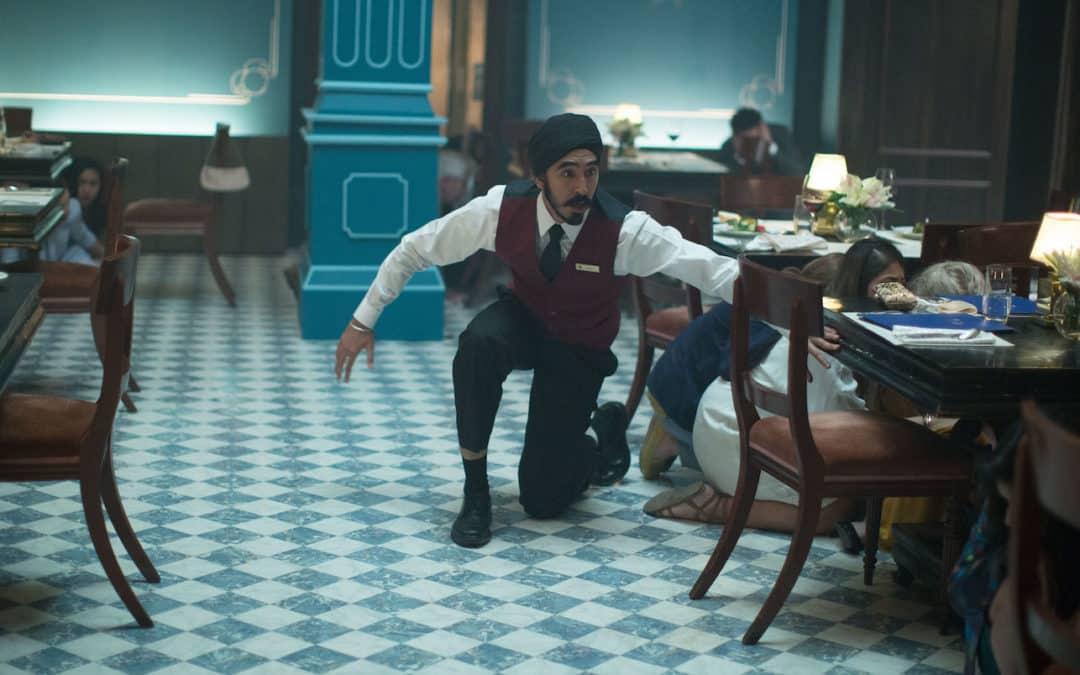 Imagem Filmes divulga trailer de Atentado ao Hotel Taj Mahal