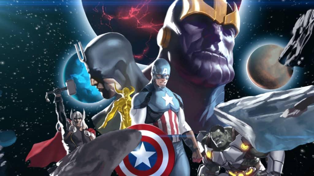 As 8 Melhores Mega Sagas da Marvel & DC 8