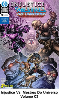 O Universo Injustice - Guia 28