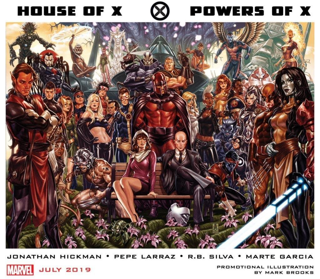 Novo Trabalho de Jonathan Hickman na Marvel é Revelado 1