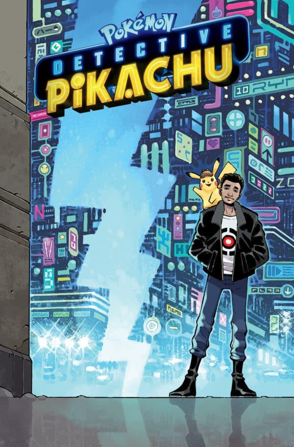 Detetive Pikachu ganha Graphic Novel pela Legendary Comics 1