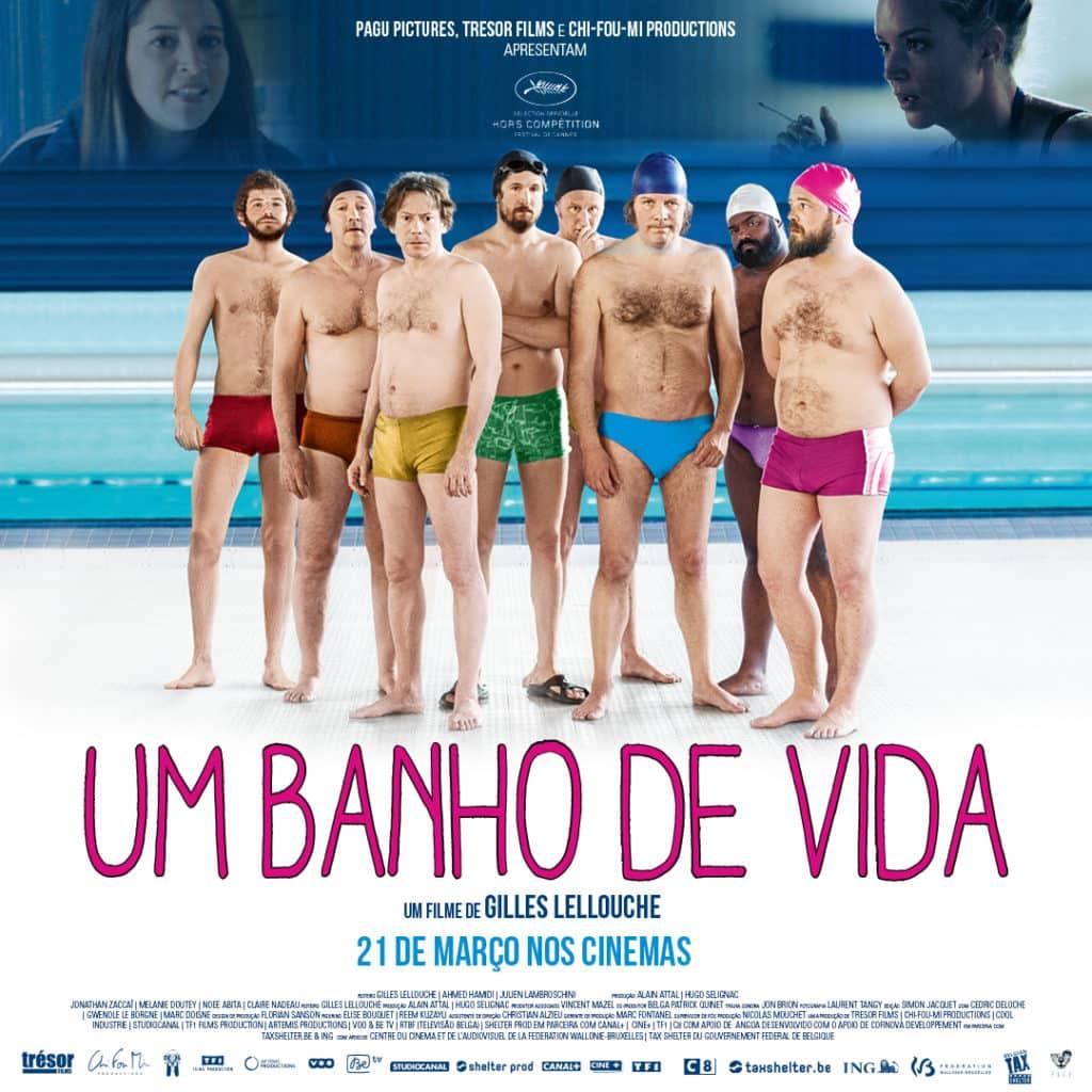 Com estreia nesta quinta, 21 de março, Um Banho de Vida tem nova cena divulgada 2