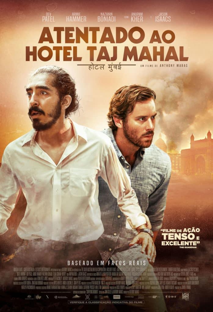 Imagem Filmes divulga trailer de Atentado ao Hotel Taj Mahal 2