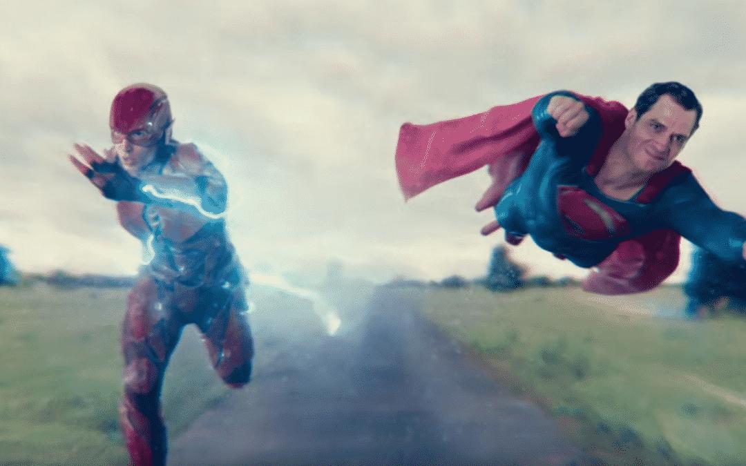Ezra Miller Não Será Mais o Flash!!!
