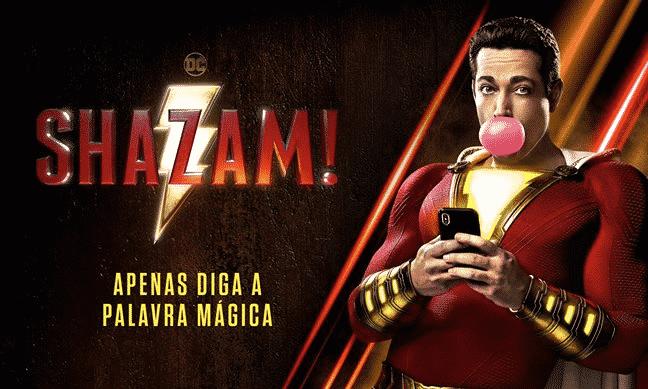 Começa a pré-venda de Shazam!
