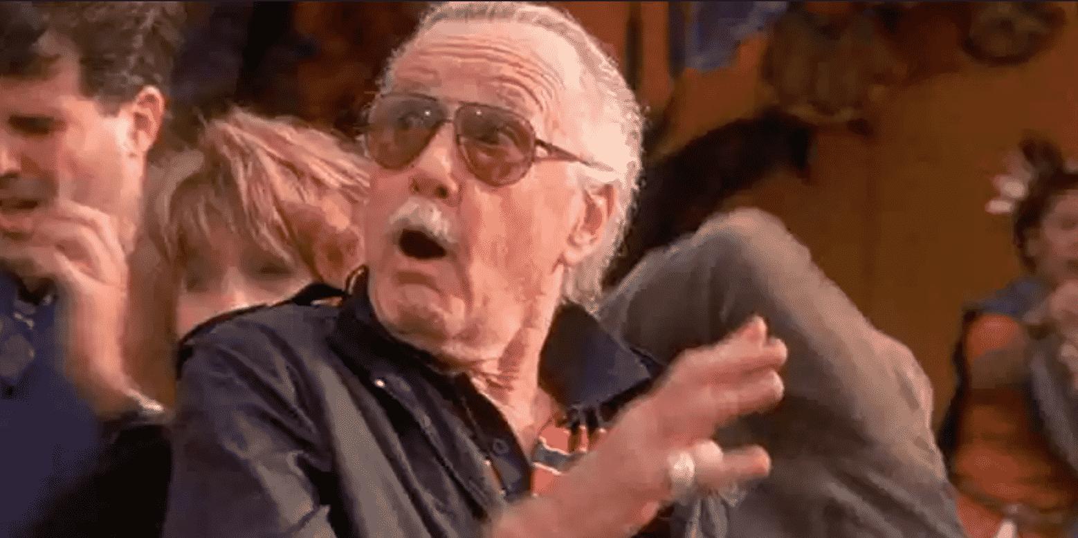 A participação de Stan Lee em Capitã Marvel foi levemente alterada após sua morte
