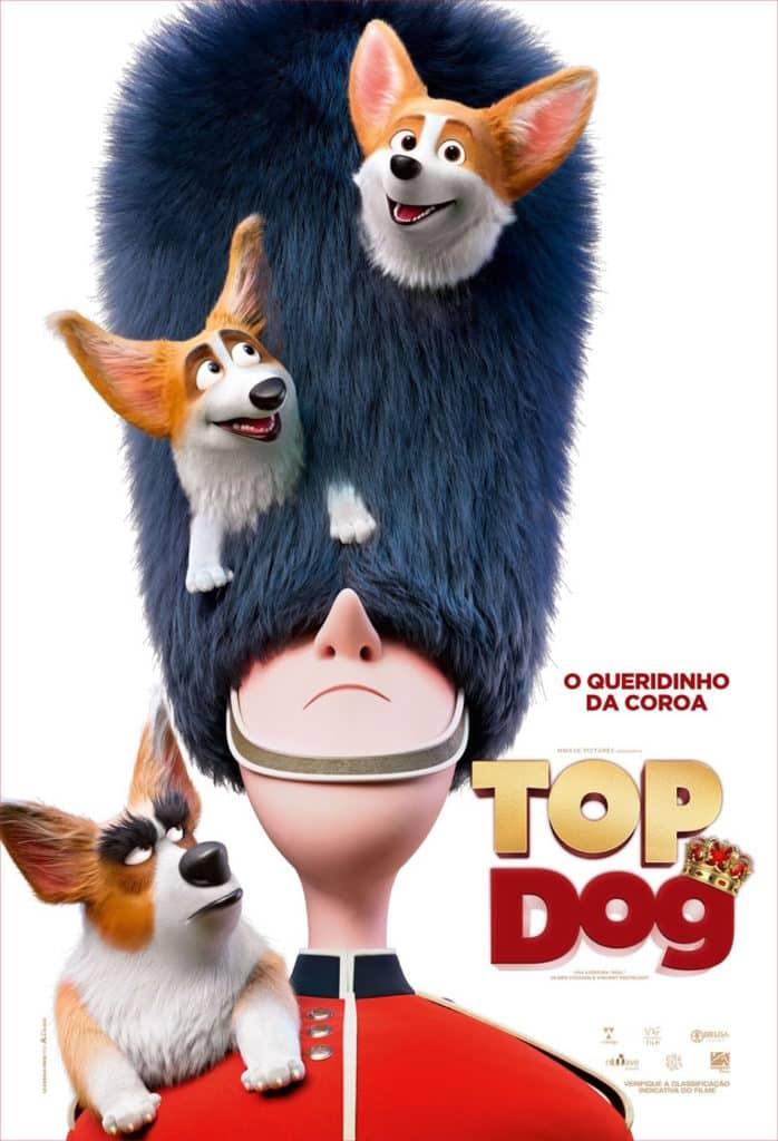 Ator e cantor João Guilherme está na dublagem de Top Dog, animação inspirada nos cachorros da Rainha Elizabeth 2