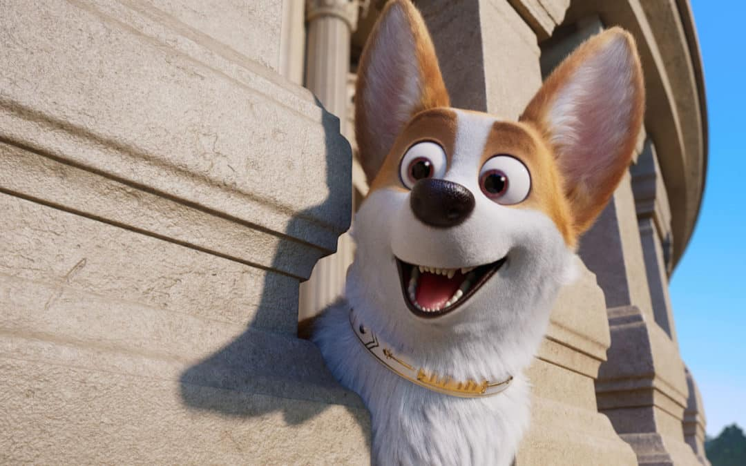 Ator e cantor João Guilherme está na dublagem de Top Dog, animação inspirada nos cachorros da Rainha Elizabeth