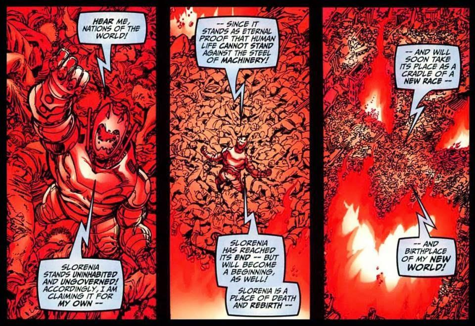 Conheça a HQ Vingadores Ultron Ilimitado 1