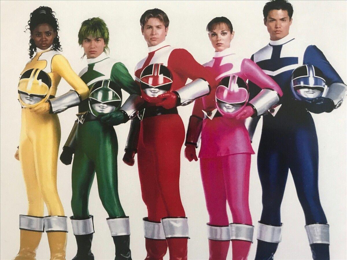 Power Rangers Especial : Parte 1 10