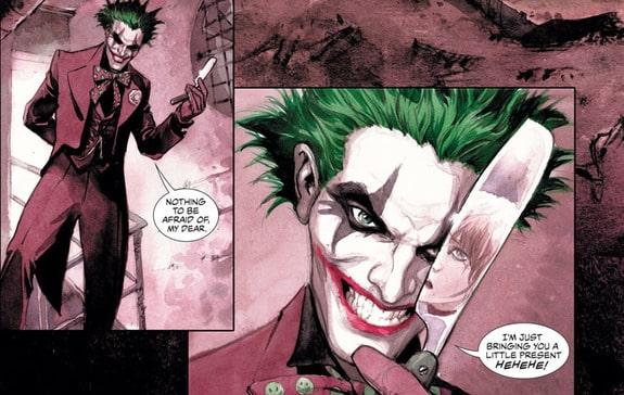 Batman O Príncipe Encantado das Trevas 2