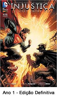O Universo Injustice - Guia 1