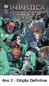 O Universo Injustice - Guia 4