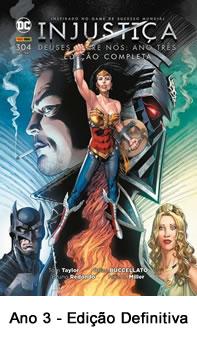 O Universo Injustice - Guia 7