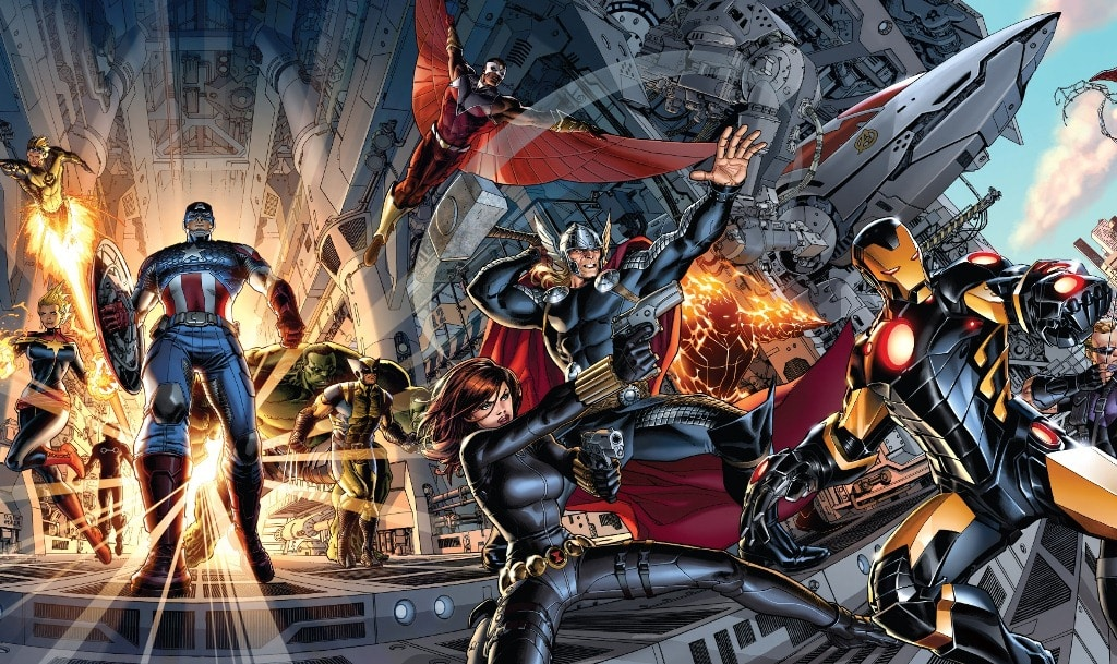 Novo Trabalho de Jonathan Hickman na Marvel é Revelado