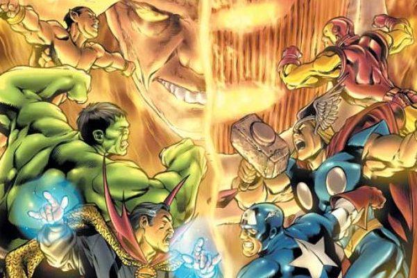 A Guerra Vingadores - Defensores 2