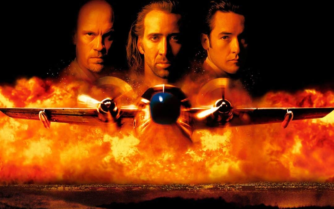 Con Air – A Rota da Fuga – O Ultimato Retrô