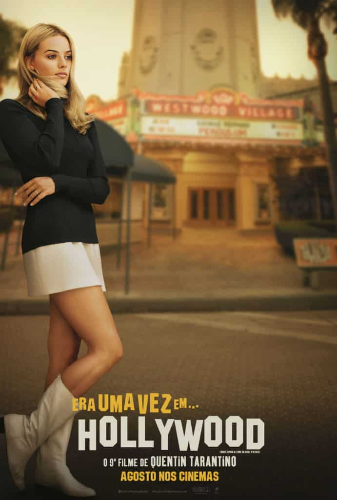 Veja o novo trailer de Era Uma Vez Em... Hollywood 3