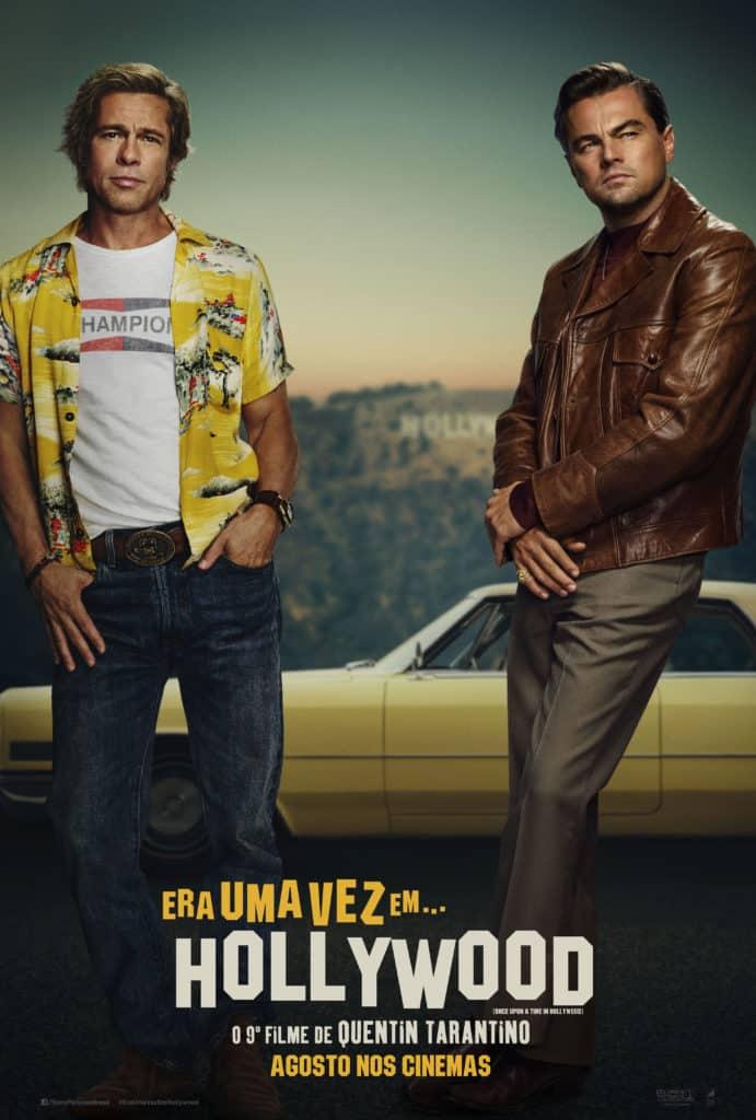 Veja o novo trailer de Era Uma Vez Em... Hollywood 2