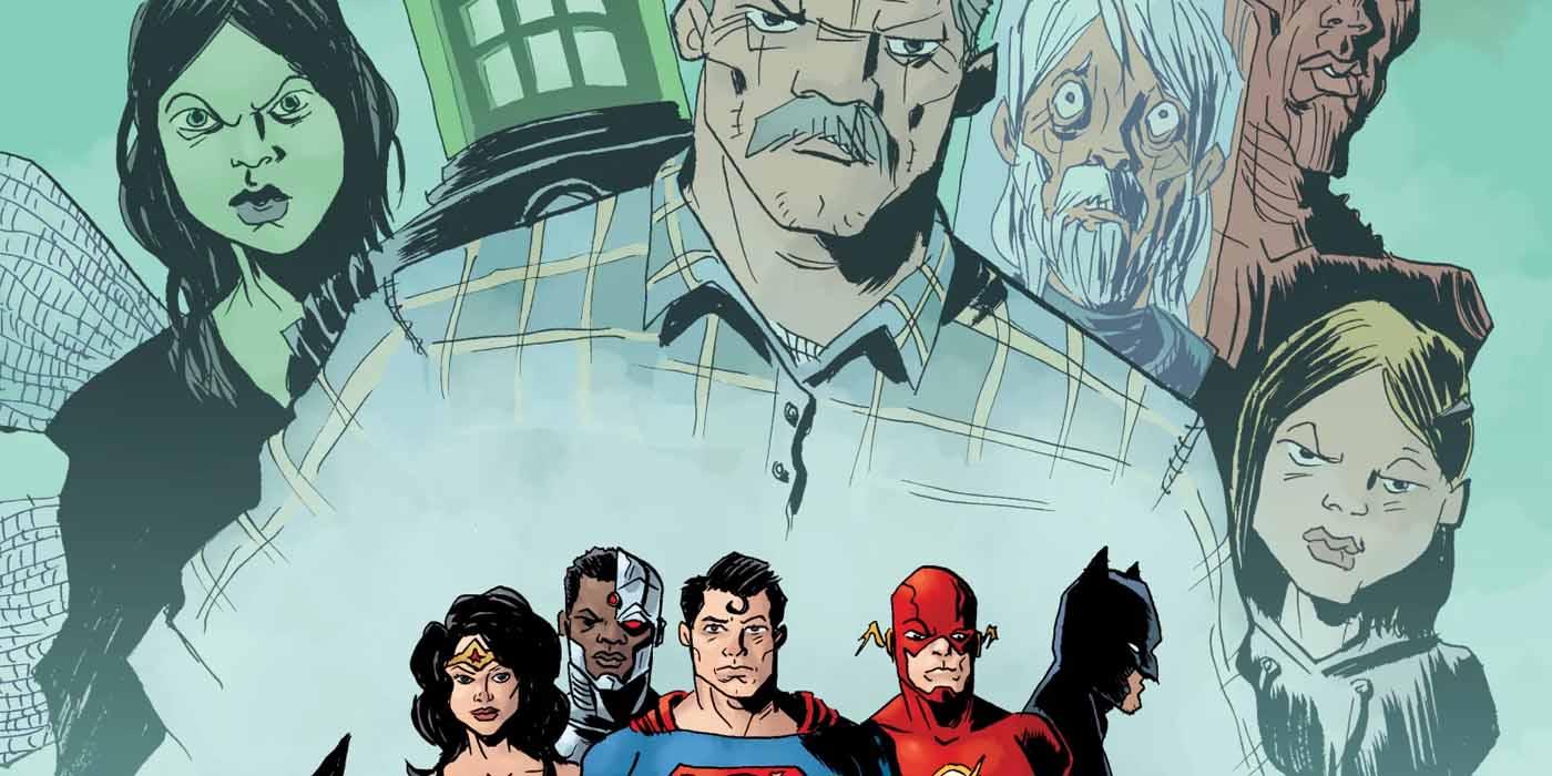 Black Hammer & Liga da Justiça terão Crossover