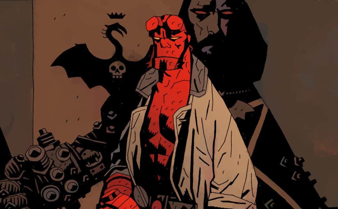 Novos Detalhes do Omnibus do Hellboy são divulgados pela Mythos