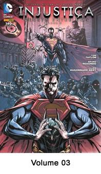 O Universo Injustice - Guia 5