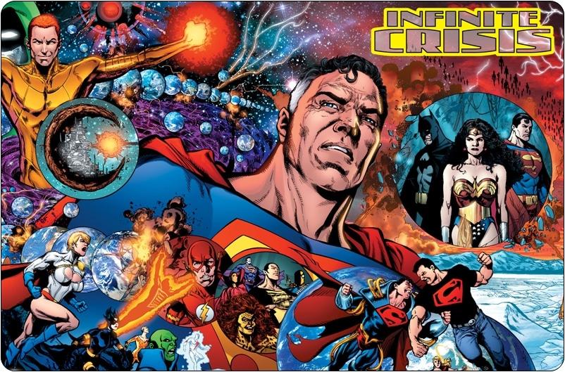 As 8 Melhores Mega Sagas da Marvel & DC 3