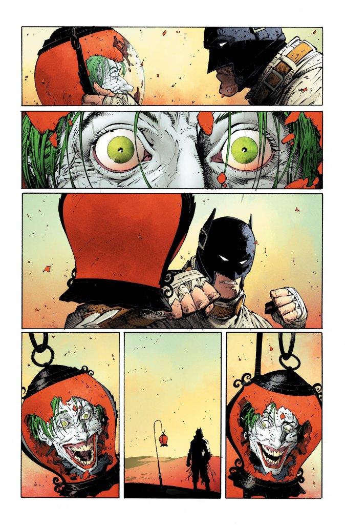Primeiras Imagens de Novo Projeto de Capullo e Snyder são Liberadas! 4