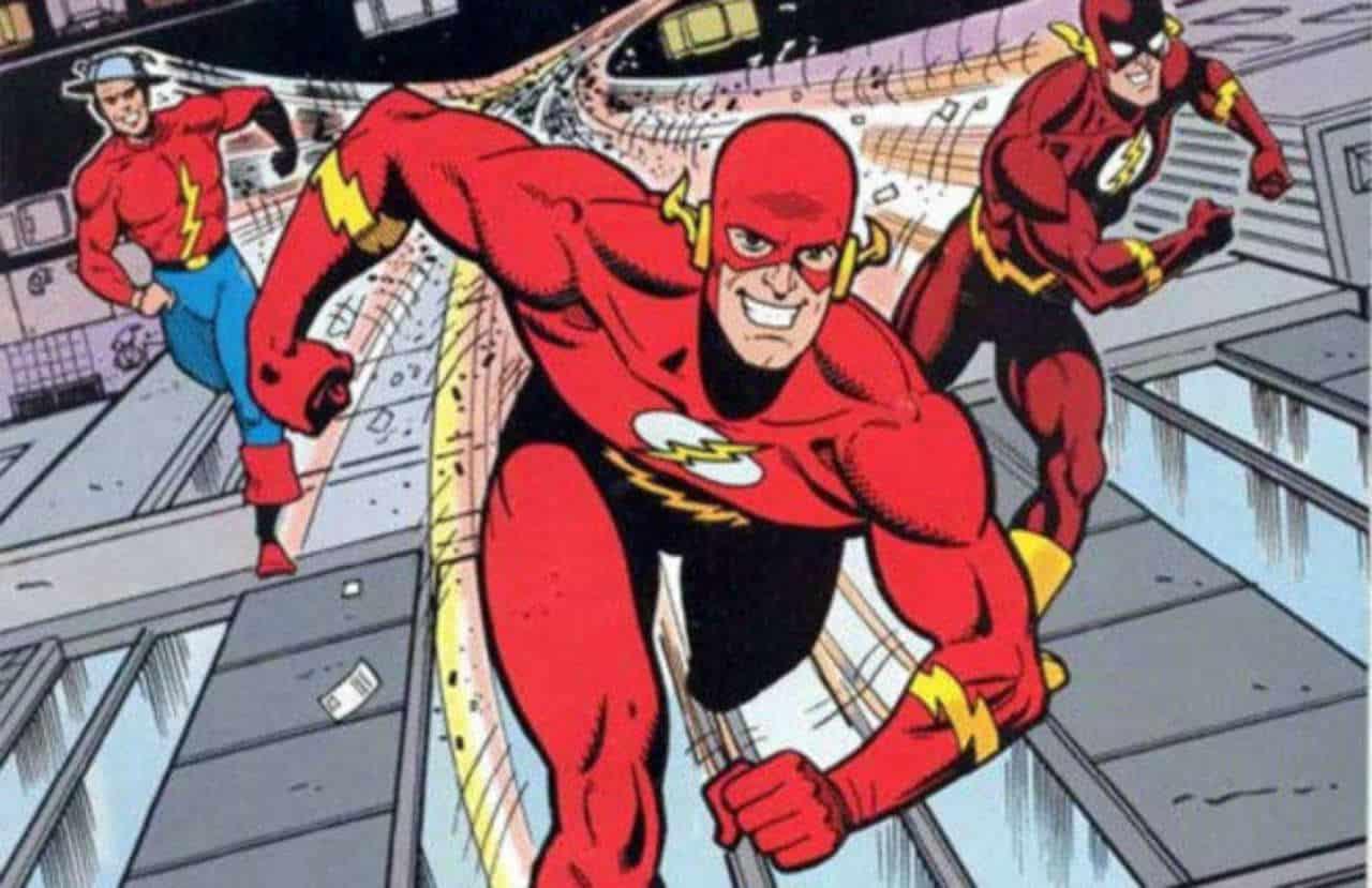 O Retorno de Barry Allen - Uma das Melhores Histórias do Flash 2