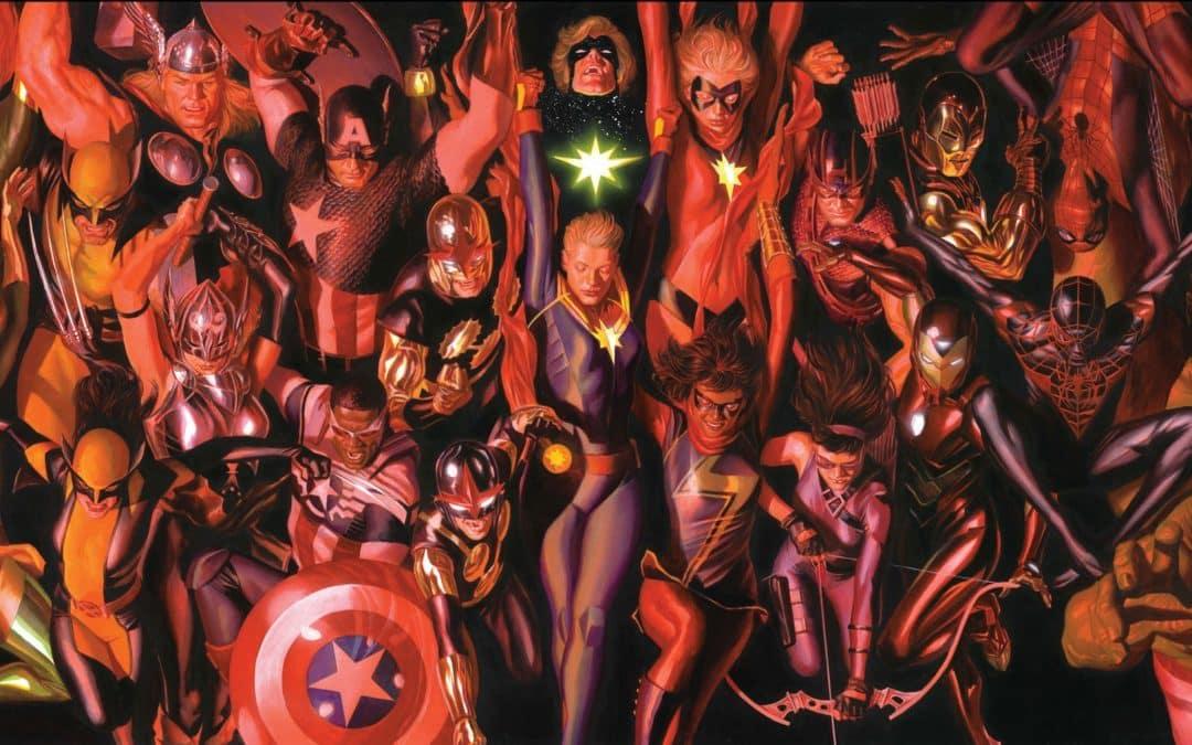 Marvel Anuncia Novidades Empolgantes na C2E2