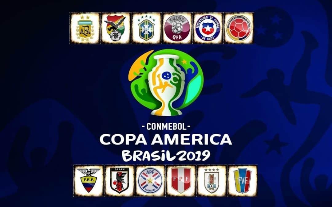 Copa América 2019 – Panini Lança Album Oficial de Figurinhas