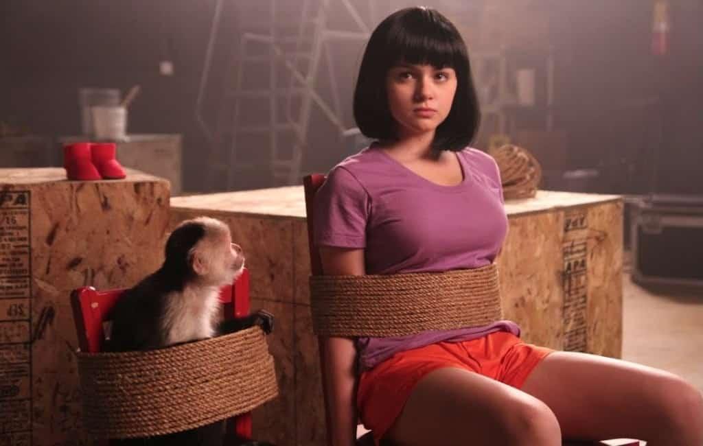 Dora e a Cidade Perdida – Confira o Cartaz Oficial do Filme!