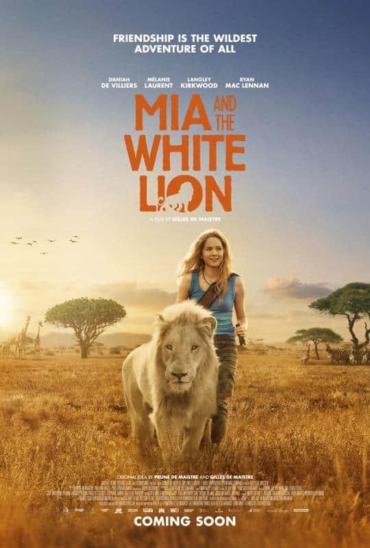 Envolto em polêmica, A Menina e o Leão ganha trailer nacionalizado 2