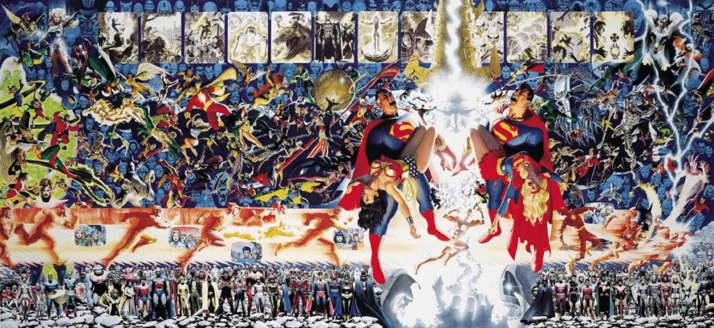 As 8 Melhores Mega Sagas da Marvel & DC 1