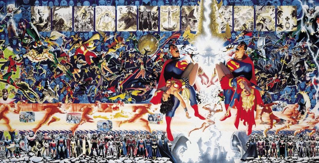 As 8 Melhores Mega Sagas da Marvel & DC