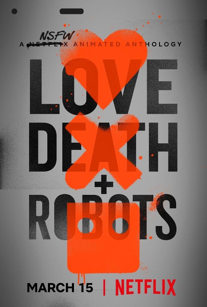Love, Death & Robots - O Ultimato 1