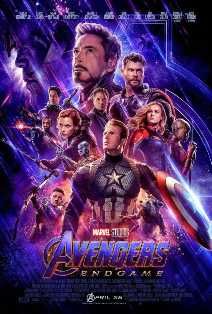 Cinemark anuncia Retrospectiva Marvel nas sessões de pré-estreia de Vingadores: Ultimato 3