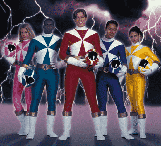 Power Rangers Especial : Parte 1 9