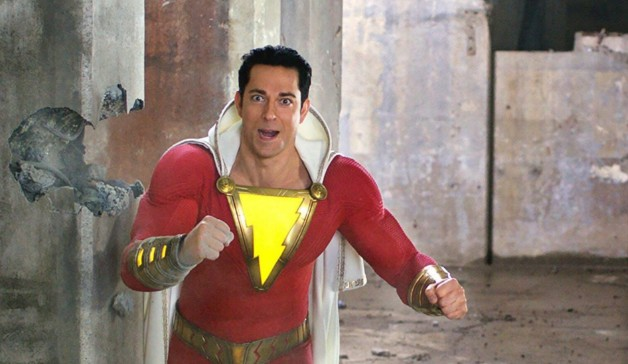 "Shazam! Recebe Certificado ""Fresh"" do Rotten Tomatoes"