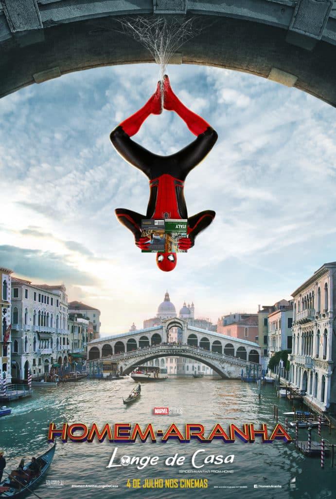 Homem-Aranha: Longe De Casa - Confira o Novo Trailer com Spoilers de Vingadores: Ultimato 1